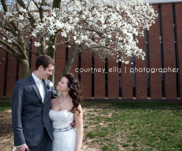 Louisville wedding photographer Courtney Ellis